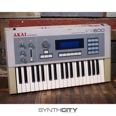1980's Akai VX600 6-Voice Analog Poly Synth