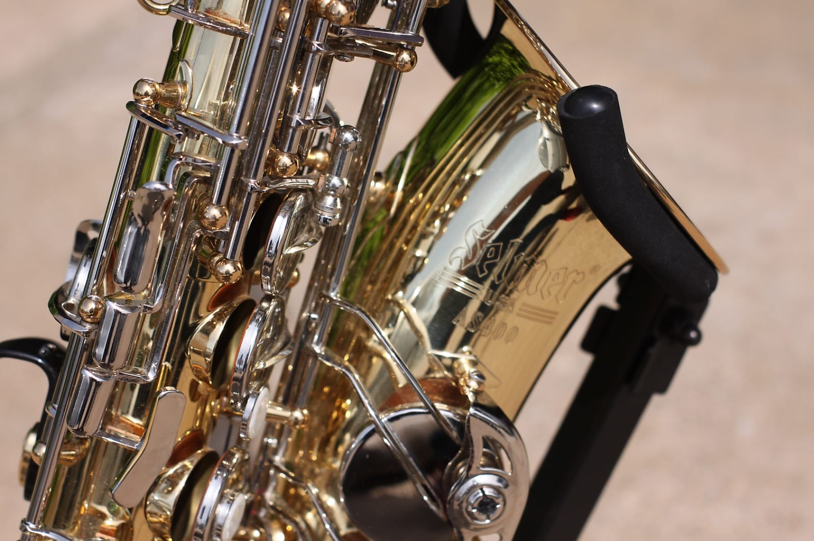 Used Selmer - AS400 Alto Saxophone with Original Hardshell Case - Free  Shipping!