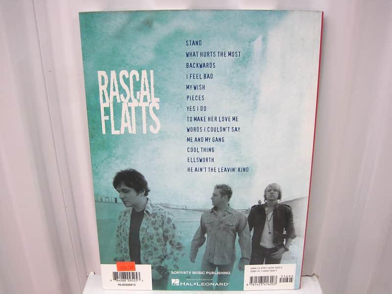 Rascal Flatts Me And My Gang Piano Vocal Guitar Sheet Music Reverb