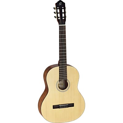 Ortega Student Series RST5 full-size classical guitar, natural for sale