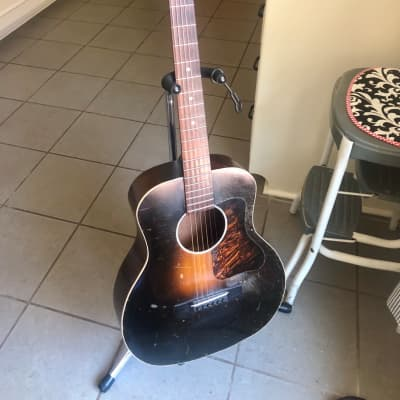 Gibson Liberty Acoustic 1930's Sunburst for sale