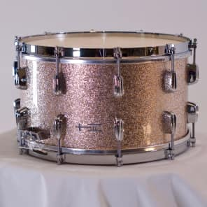 TreeHouse Custom Drums 8x14 6-ply Maple Snare Drum