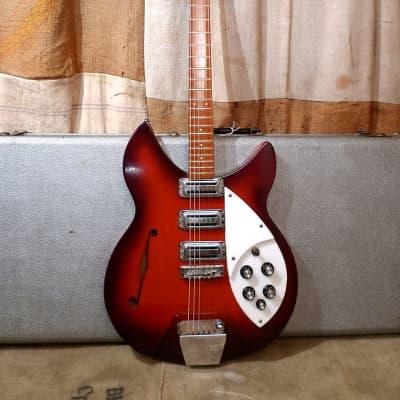 Rickenbacker 345 Rose Morris 1998 (1964 - 1969)