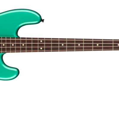 Fender Boxer Series PJ Bass®, Rosewood Fingerboard, Sherwood Green Metallic