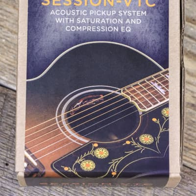 LR Baggs Session VTC Undersaddle Acoustic Guitar Pickup System with Preamp