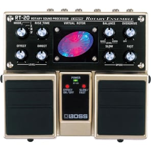 BOSS RT-20 Rotary Ensemble Sound Processor Guitar Effects Pedal for sale