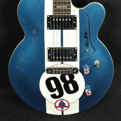 Jarrett 40th Anniversary Shelby Cobra 289 FIA Daytona Electric Guitar w/ COA for sale