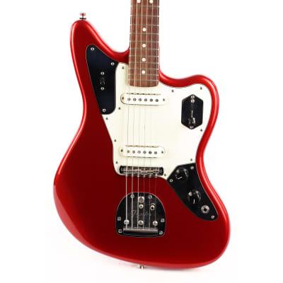 Fender American Professional Jaguar Candy Apple Red 2017