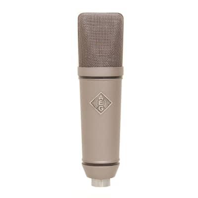 AEG Tube Microphone aka LOMO 19A9 w Vintage Parts