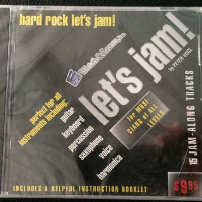 Watch & Learn Hard Rock Let's Jam