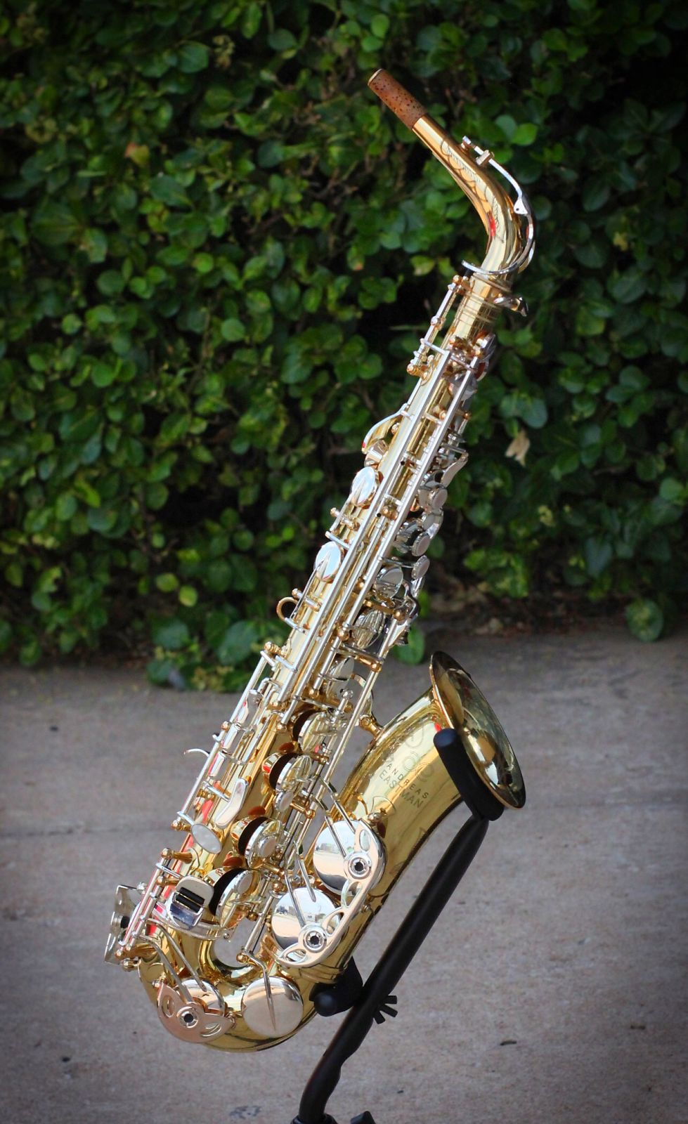 Andreas Eastman - Alto Saxophone with Silver Keys - Free Shipping!