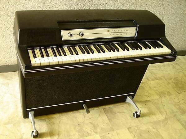 Wurlitzer 200 203w Electric Piano Pro Serviced Reverb