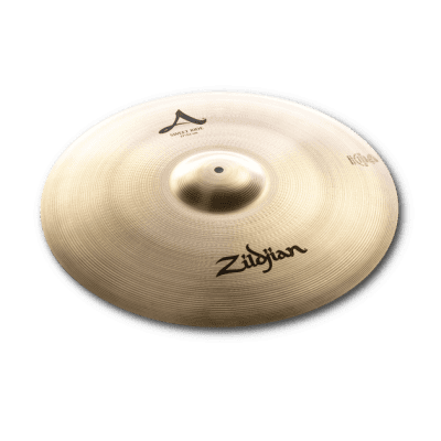 "Zildjian 21"" A Series Brilliant Sweet Ride Cymbal"