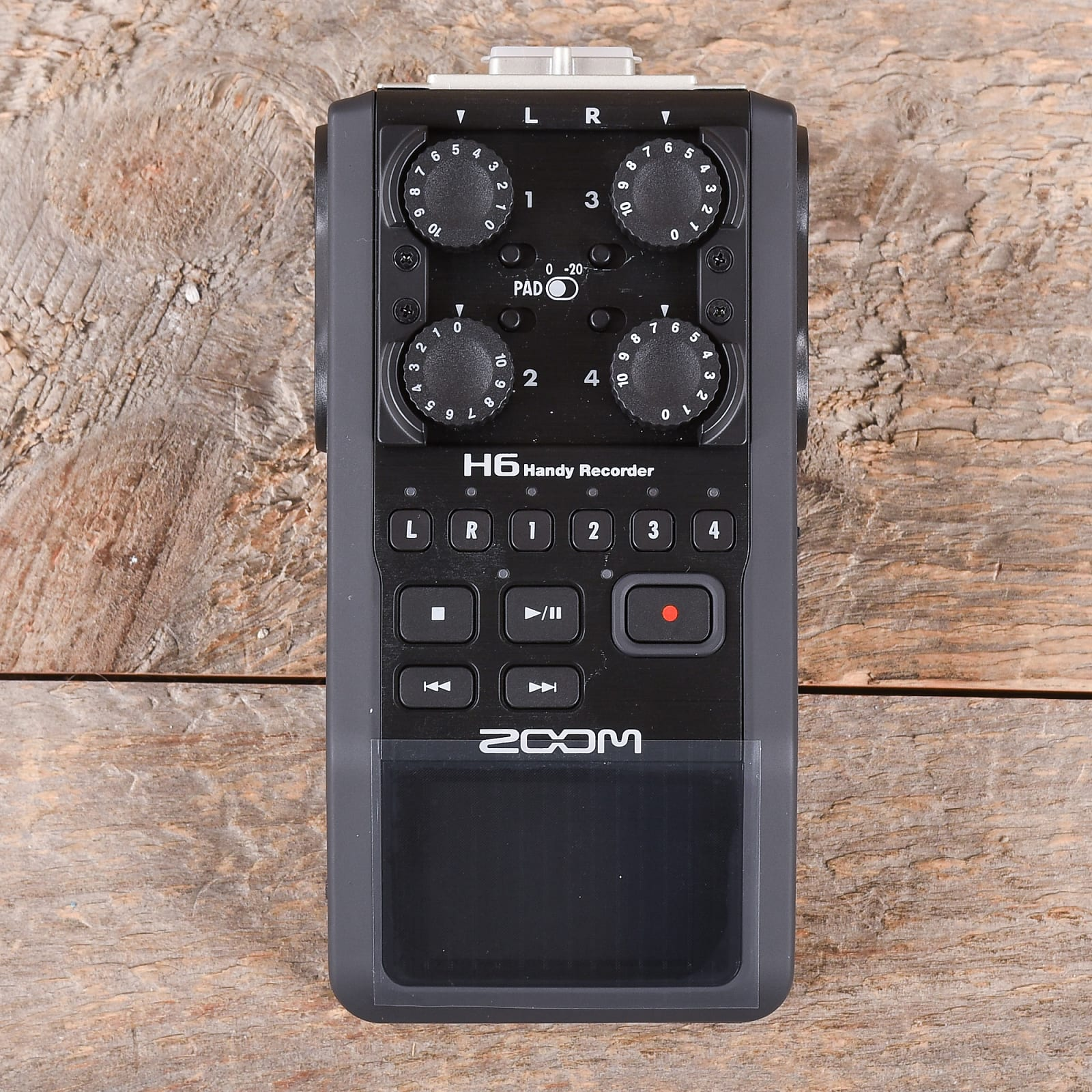 Zoom H6 Handy Recorder USED