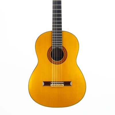 Vicente Camacho - beautiful handmade classical guitar 1977