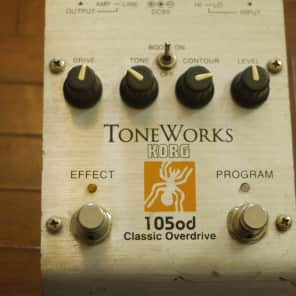 Korg  Toneworks 105od Classic Overdrive for sale