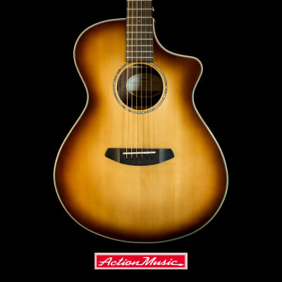 Breedlove Pursuit Exotic Concert CE Australian Blackwood Sunburst for sale