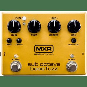 MXR M287 Sub Octave Bass Fuzz for sale