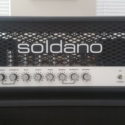 Soldano Super Lead Overdrive 2011 SLO-100 All Tube Head for sale