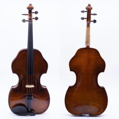 """16 3/4"""" Viola by Jose Correa - 2016"""