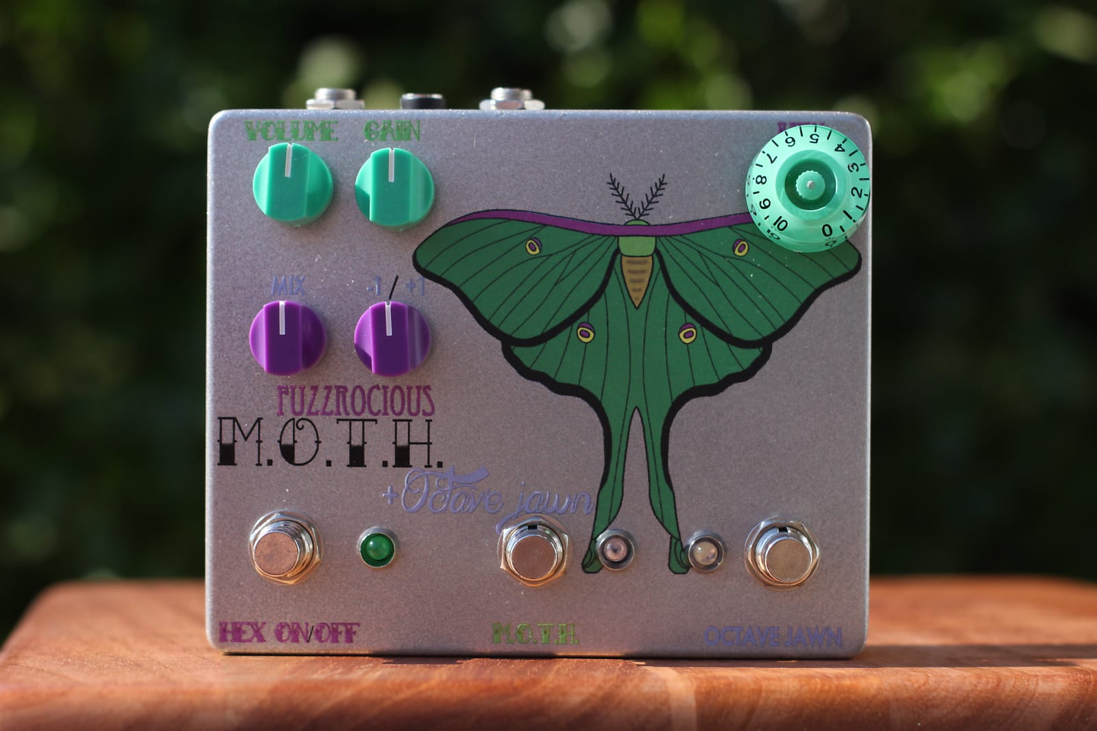 Fuzzrocious - M.O.T.H + Octave Jawn - Tulsa Band & Guitars Exclusive