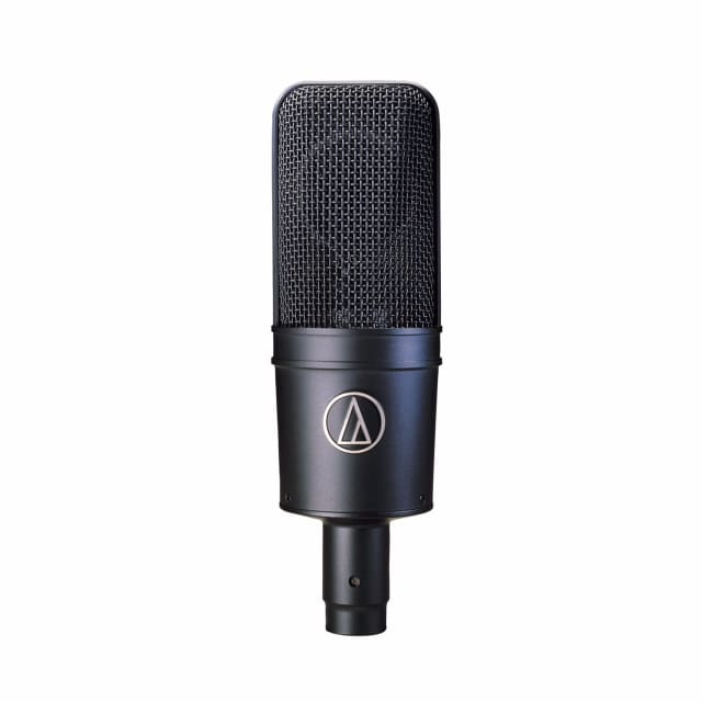 Audio-Technica AT4033a Cardioid Condenser Microphone image