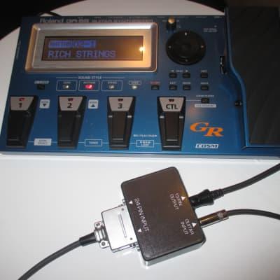 ROLAND GR TYPE 24 TO 13 PIN CONVERTER GR300 GR700 GR100 G303 G808 G707 G202 G505 for sale
