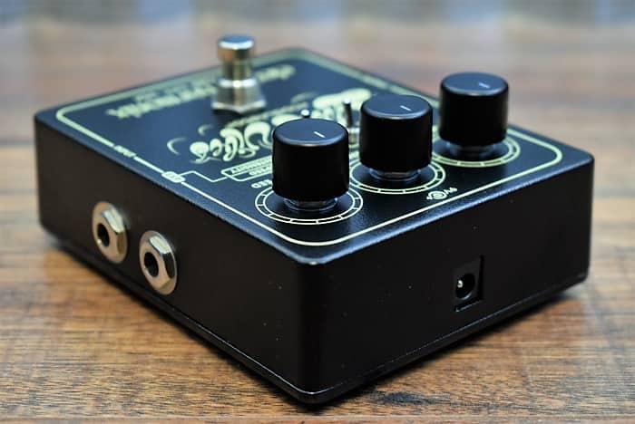 electro harmonix ehx good vibes analog modulator chorus reverb. Black Bedroom Furniture Sets. Home Design Ideas