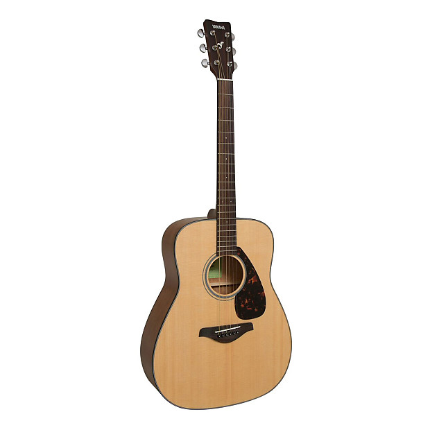 Yamaha fg800s solid sitka spruce top natural alto for Yamaha solid top