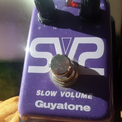 Guyatone SV2 Slow Volume Pedal for sale