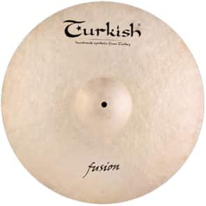 "Turkish Cymbals 20"" Jazz Series Fusion Ride Heavy FS-RH20"