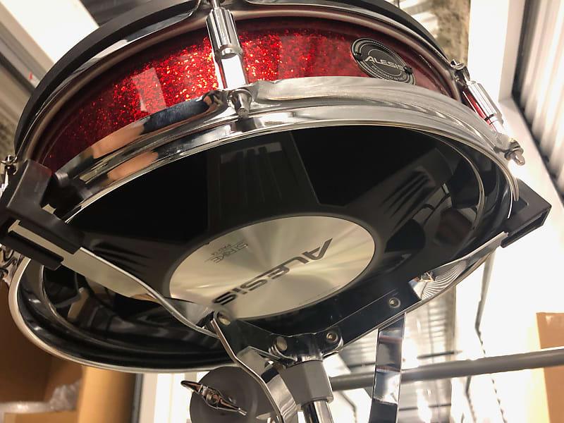 alesis strike pad snare electronic trigger drum 14 with reverb. Black Bedroom Furniture Sets. Home Design Ideas