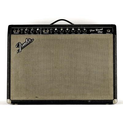"""Fender Pro Reverb 2-Channel 40-Watt 2x12"""" Guitar Combo 1965 - 1967"""
