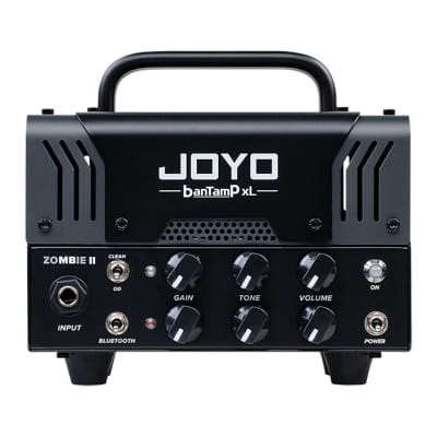 Joyo BanTamP Zombie II Mini Guitar Amp Head with Footswitch 2021 for sale