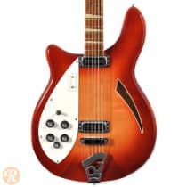 Rickenbacker 4005-6 Lefty 1968 Fireglo image
