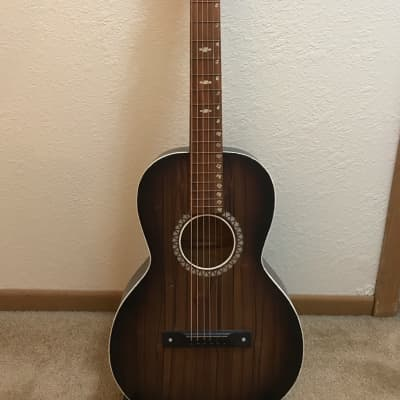 McKinney Single Ought Slide Guitar 1950's for sale