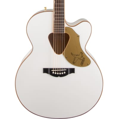Gretsch G5022CWFE Rancher Falcon Acoustic Guitar White for sale