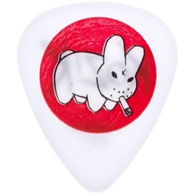 Dunlop BL23R073 Frank Kozik Devil Bunny Tortex .73mm Guitar Picks (36-Pack)