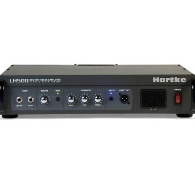 Hartke LH500 500-Watt Bass Head Amplifier for sale