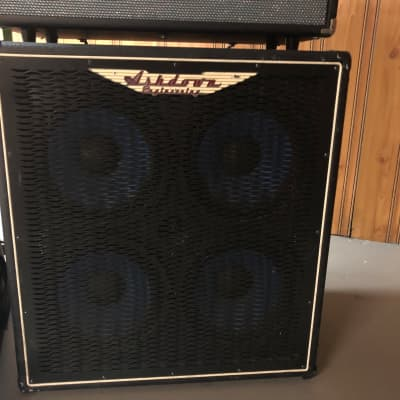Ashdown ABM410H 650W 4x10 Bass Cab