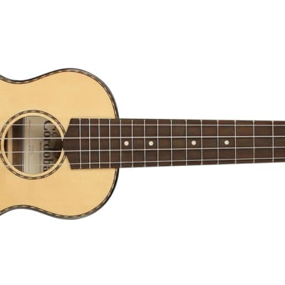 Cordoba 22S Solid Spruce Top Soprano - with Gigbag for sale