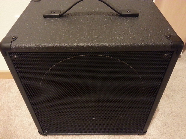 DIY Guitar Amp Speaker Cabinet With 12inch WGS ET 65
