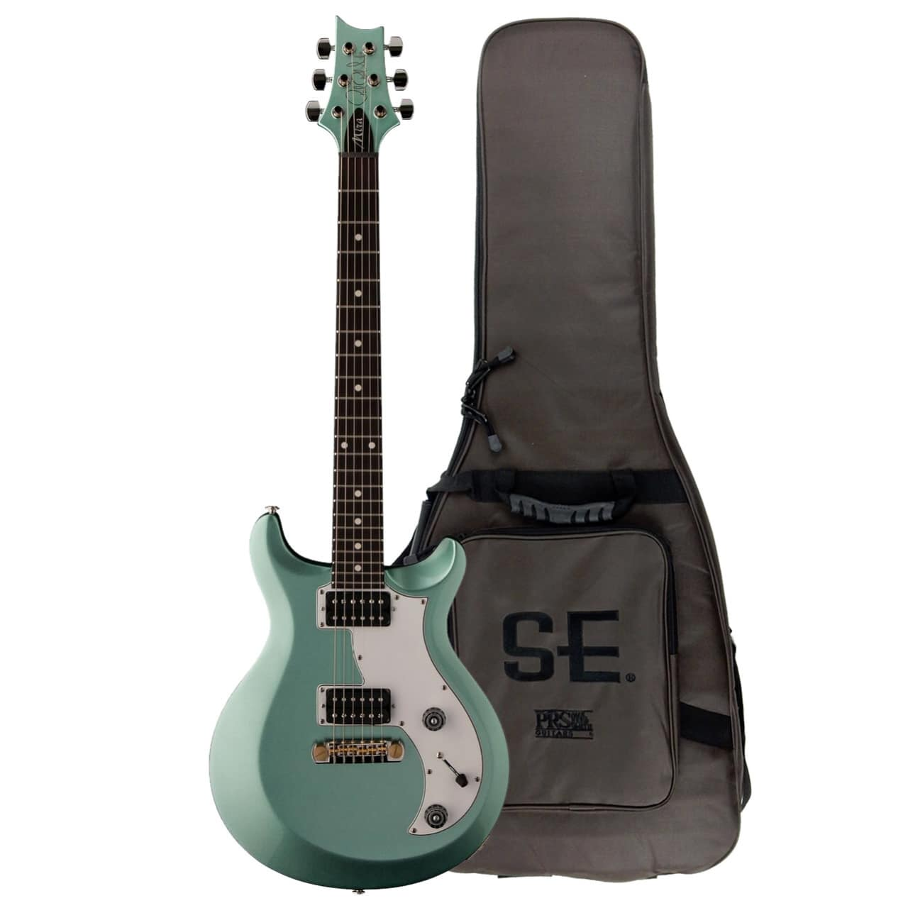 paul reed smith prs s2 mira frost green metallic mahogany reverb. Black Bedroom Furniture Sets. Home Design Ideas