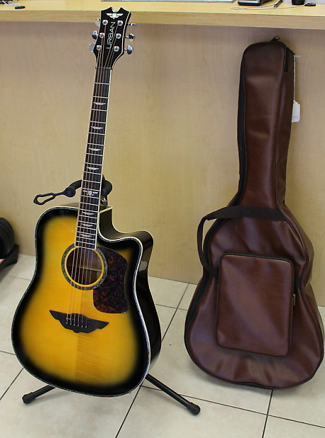 Keith Urban Signature The Player Acoustic Guitar Reverb