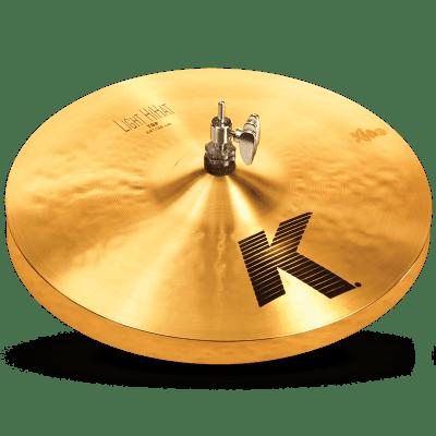 "Zildjian 14"" K Series Light Hi-Hat Cymbal (Bottom)"