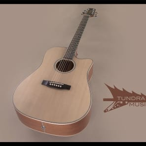 Takamine EG511SSC G Series Cutaway Acoustic/Elecrtic - Natural (609) for sale