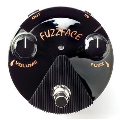 Dunlop FFM4 Bonamassa Fuzz Face Mini Pedal for sale