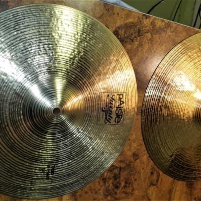 "Paiste 14"" Twenty Series Hi-Hat Cymbals (Pair)"