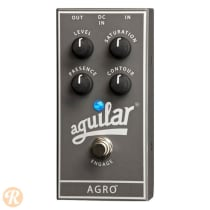 Aguilar AGRO Bass Overdrive 2010s Grey image