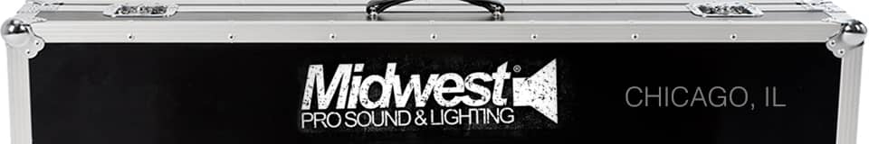 midwest pro sound lighting reverb